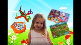 Диана выполняет Квест / Карта с Заданиями + ПРИЗ / Игры для Детей