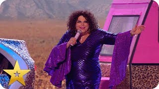 Vicki Barbolak gives us COMEDY GOLD after shaky start | BGT: The Champions