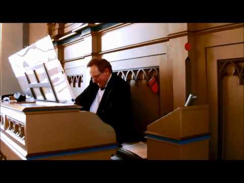 PROEVE FINALE (4th Mouvement)2 Orgelsymphonie21 04 2013