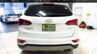 2017 Hyundai Santa Fe Sport 2.4L Used Cars - Doral,FL - 2018-08-16