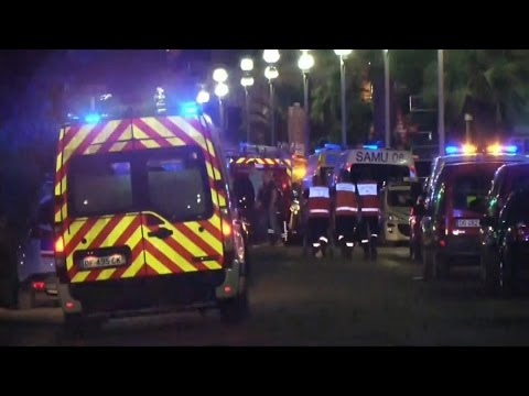 Nice Attack: Truck Drives into Crowd in France