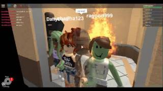 roblox's playing The Normal Elevator