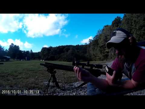 Live Free Armory AR-10.....Part 2 Shooting Review!!!!!