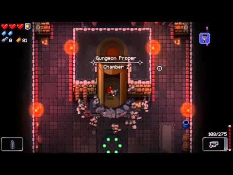 Enter the Gungeon - Episode 6 Semi-Charmed Kind of Life