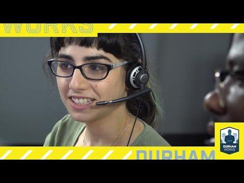 Durham Works - 911 Emergency Communications Officer (Season 1, Ep 2)