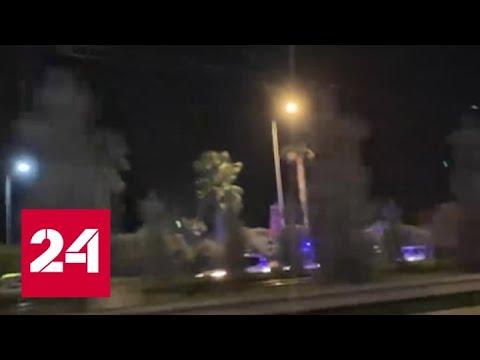 В Анталье пострадали 22 россиянина, 15 доставили в больницы - Россия 24