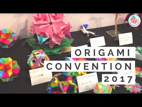 AMAZING ORIGAMI at the NYC Origami Convention Exhibition 2017, New York City