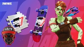 💀¡Mi PRIMERA VEZ EN ZONE WARS! 💀 ~ FORTNITE