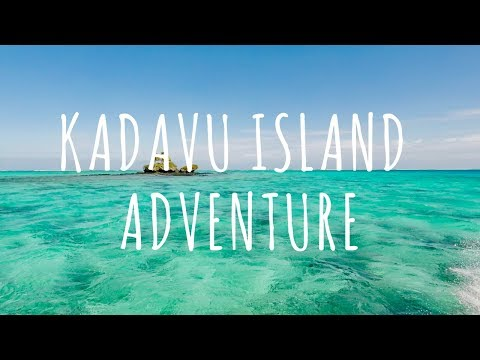 Kadavu Island Adventure - Fiji