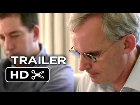 Citizenfour TRAILER 1 (2014) - Edward Snowden Documentary HD