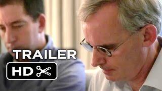 Citizenfour TRAILER 1 (2014) - Edward Snowden Documentary HD