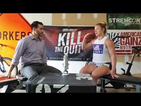 Pursuit of Being the Best In The World- Crossfit Games Athlete Mekenzie Riley