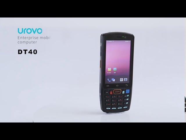 UROVO DT40 enterprise mobile computer