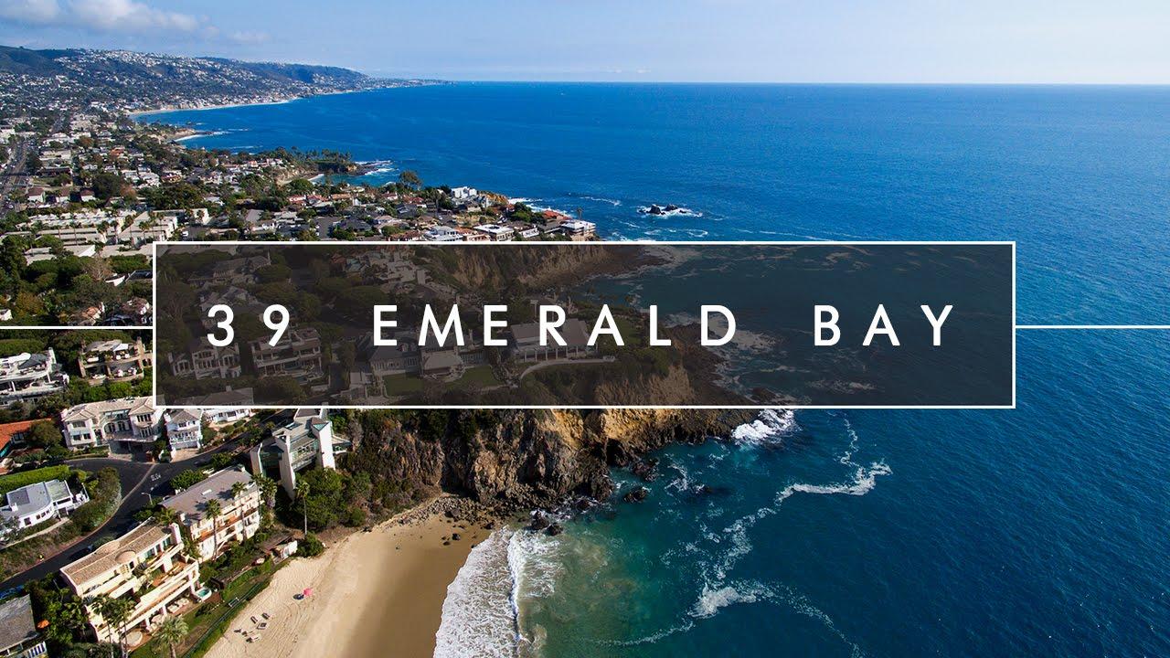 Emerald Bay Home 39 Tour Laguna Beach California You