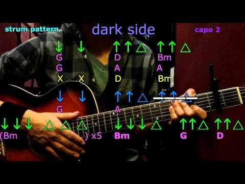 dark side r5 guitar chords