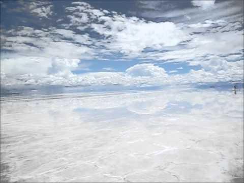 Desert De Sel D'uyuni - Salar De Uyuni  - Bolivie - Fevrier 2011