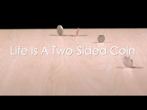 Life Is A Two-Sided Coin | Spiritual Center Frisco, Texas | Call 972-468-1331