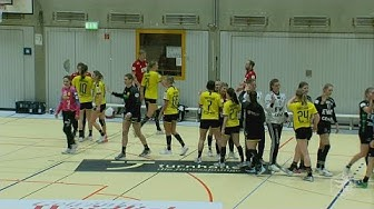 Damenhandball Bundesliga:Bor. Dortmund - VfL Oldenburg am 08.02.20