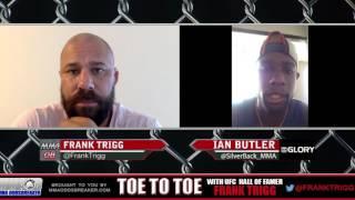 Frank Trigg Interviews Glory 30's Ian Butler