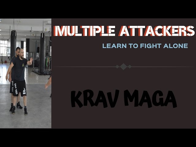 The Complete Course For Fighting Multiple Attackers, Promo Video.