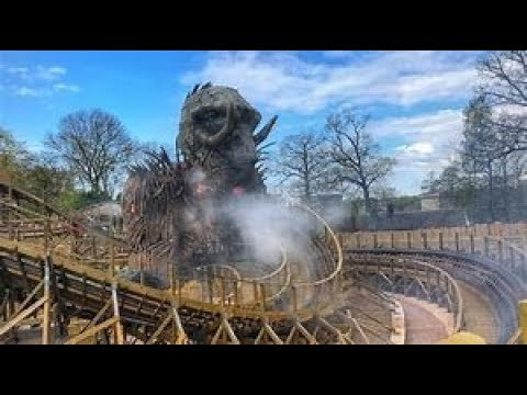 Alton Towers Vlog July 2018
