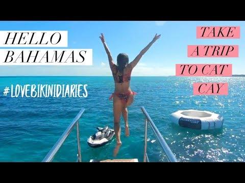 HELLO BAHAMAS! | Cruise in Style on the Mizu Yacht