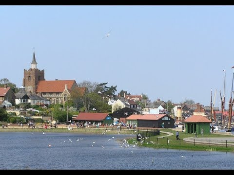 Places to see in ( Maldon - UK )