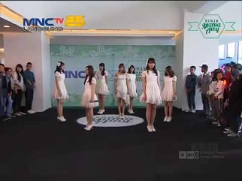 JKT48-Yume no Kawa(Sungai Impian)