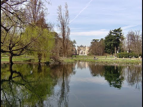 Places To See In ( Milan - Italy ) Parco Sempione