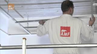 AMF KNAUF систем підвісні стелі-фільм про те на монтаж Системи C