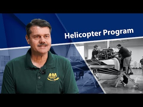 Learn to Fix Helicopters at AIM Las Vegas