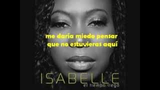"Isabelle Valdez - ""no te cambio"" (letra)"