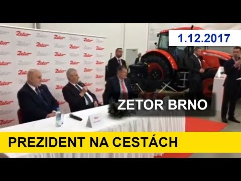 MILOŠ ZEMAN V ZETORU ŠOKOVAL slovy o Václavu Klausovi a vepřínu v Letech