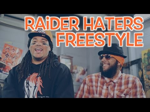 Garage DEN Freestyle: Oakland Raiders Diss