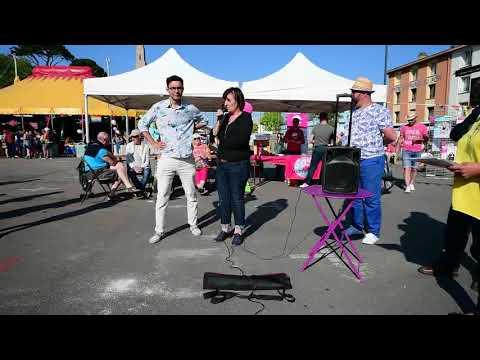 Pride la plus à l'Ouest Brest 2018, Village associatif, Hommage à Hervé Kerbrat