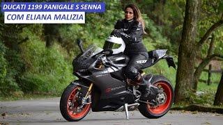 Ducati 1199 Panigale S Senna 2014 Videos