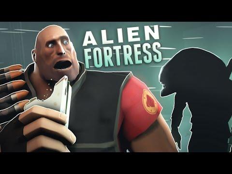 Alien Fortress [SFM]