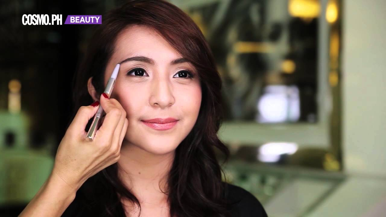 How To Match Your Brows With Your Hair Color Youtube