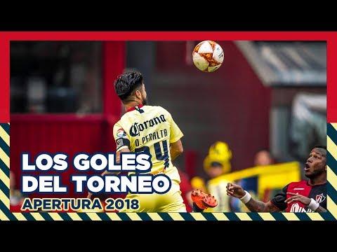 Los goles del Apertura 2018 | Club América
