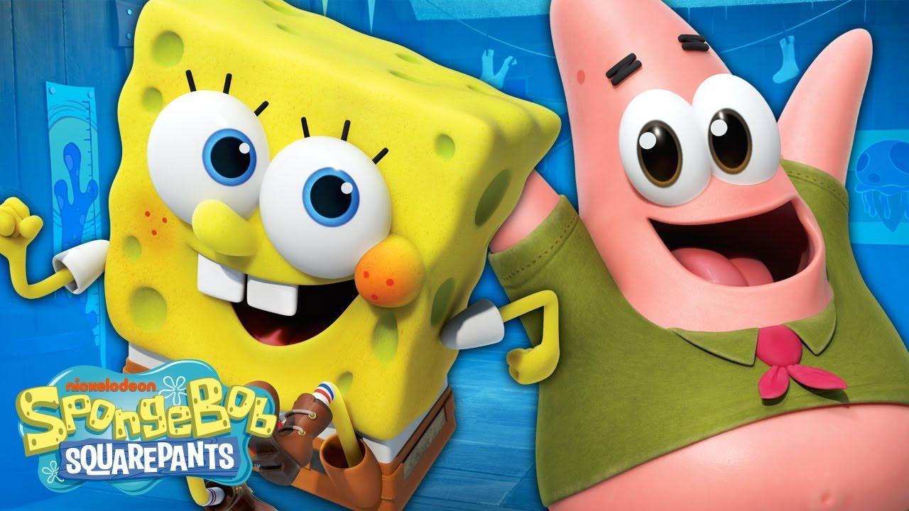 Download Top 5 LOL Moments From Episode 1 of Kamp Koral! 🤣   SpongeBob