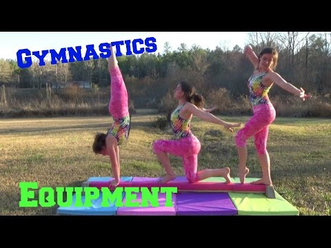 My Home Gymnastics Equipment | Self-Taught Gymnast