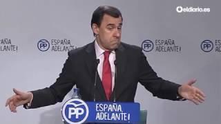 Martínez Maillo asegura que siguen esperando al juez para tomar una decisión sobre Murcia