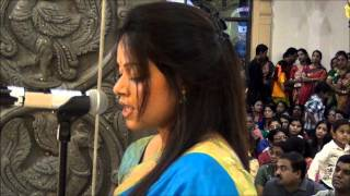 Panchapuranam  by young devotees SMT 2013 Mahotsavam