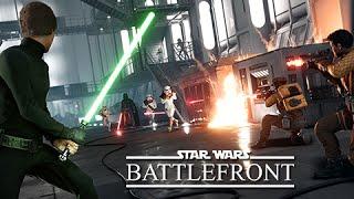 Star Wars Battlefront - MODO HERÓIS VERSUS VILÕES, LUKE MONTAWALKER