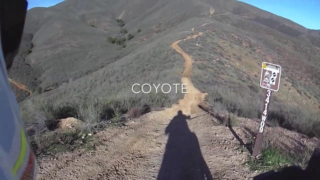 Santa Clarita Ca >> Exploring Rowher Flats OHV - YouTube