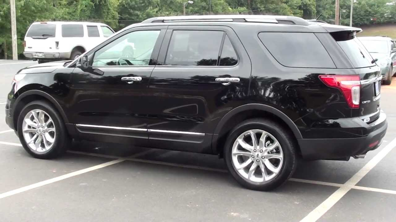 For Sale New 2012 Ford Explorer Limited Stk 20064 Lcfordcom Sport Youtube