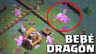 ESTRATEGIA para atacar con BABY DRAGONS | Taller del Constructor | Clash of Clans