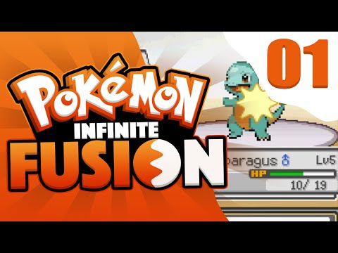 Pokemon INFINITE FUSION! Let's Play w/ aDrive Episode 1: A Whole New World!