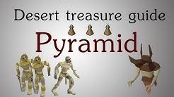 [OSRS] Desert Treasure guide - Pyramid (43 prayer)