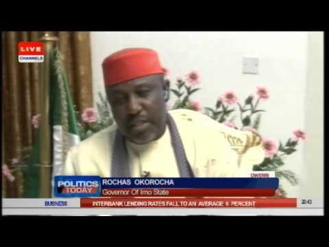 PDP Lost Elections Because Of Non-performance - Okorocha 26/04/15